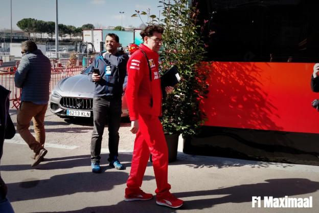 Binotto rustig na rampendag Ferrari: 'Nemen het positieve van dit weekend mee'