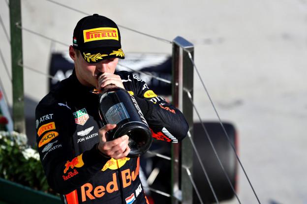 Glock over Verstappen: 'Zijn ongelooflijke snelheid maakt hem zo speciaal'