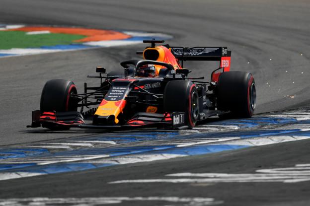 Update | Verstappen door tweede plaats langer bij Red Bull Racing