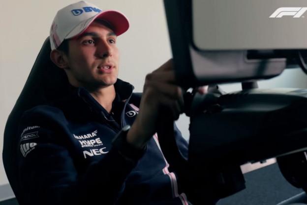 Ocon aast op zitje in Formule 1: 'Mijn managers werken er hard aan'