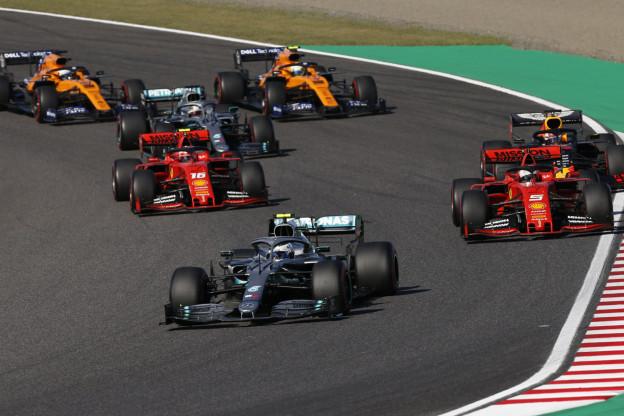ESPN: 'Ferrari staat dreiging te wachten in de vorm van Red Bull'