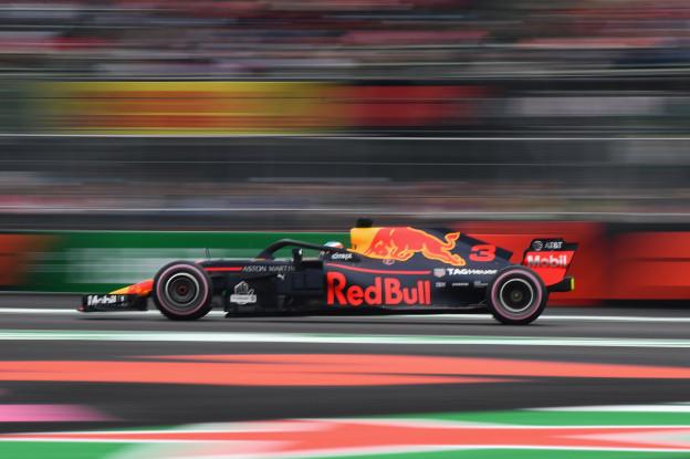 Geen brandstofupdate meer voor Red Bull Racing dit seizoen