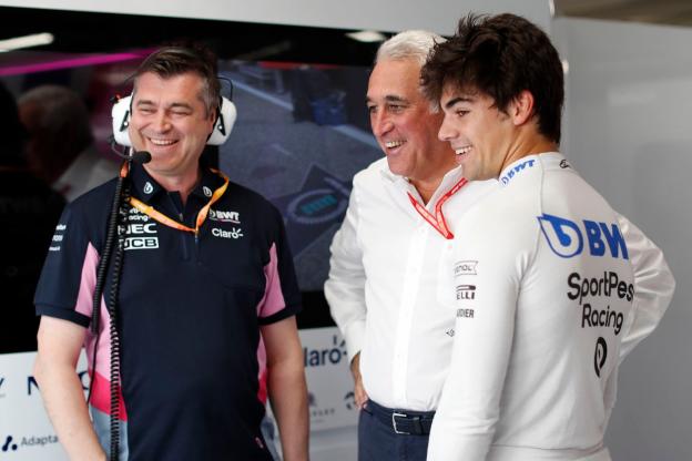 Aston Martin sponsort Racing Point met 200 miljoen pond in vijf jaar