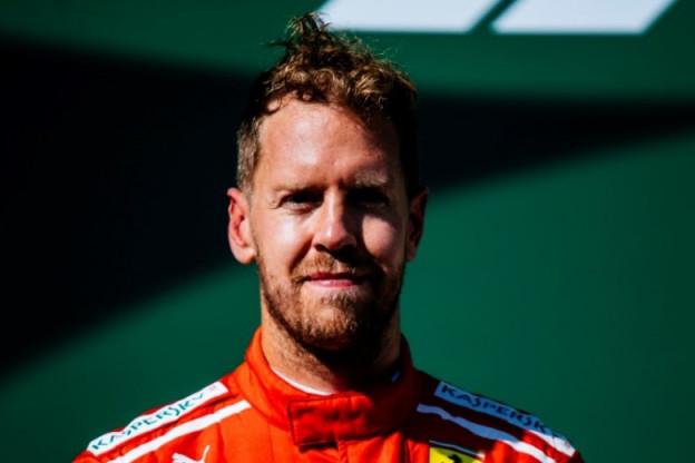 Schumacher had talent van Vettel al voorspeld