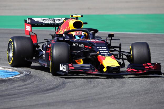 F1 tactiek: Waarom Albon's motorwissel in het voordeel is van Verstappen