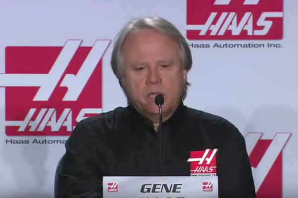 Gene Haas over Pirelli-banden: 'We spelen met thermometers niet met racewagens'
