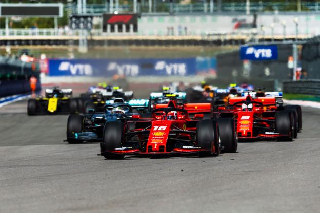 Agressieve bandenkeuze van Pirelli moet spannende GP Rusland opleveren
