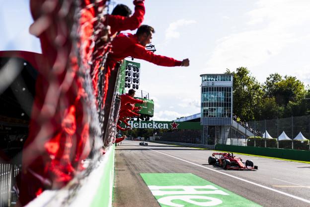 'Rijden voor Ferrari alsof je continu je hoofd ramt tegen de mooiste muur die er is'
