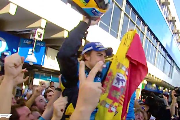 F1 in het kort | Alonso wint ingekorte 24 Uur van Daytona