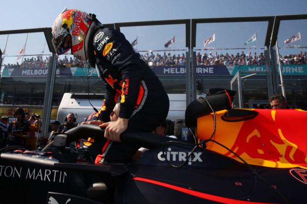Verstappen sprak nog niet met Gasly en vond mediumbochten bij Red Bull niet 'top'