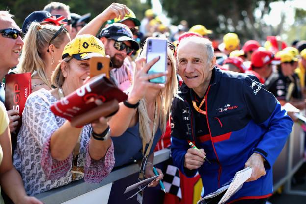 Tost wil verder met Kvyat en Albon: 'Alleen Red Bull beslist'