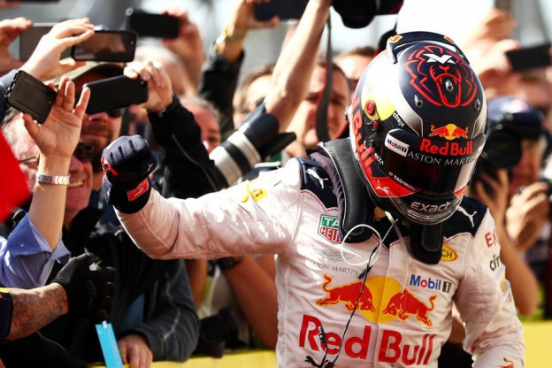 Marko weet race te benoemen: 'Dit was weer een Verstappen-special'