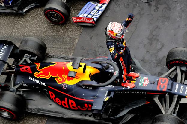 Rosberg: 'Het talent van Verstappen doet niet onder voor dat van Hamilton of Senna'