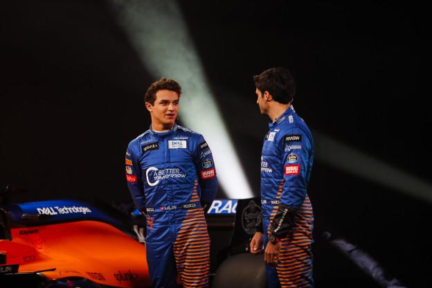 McLaren-coureurs leveren loon in: 'Moeten banen beschermen'