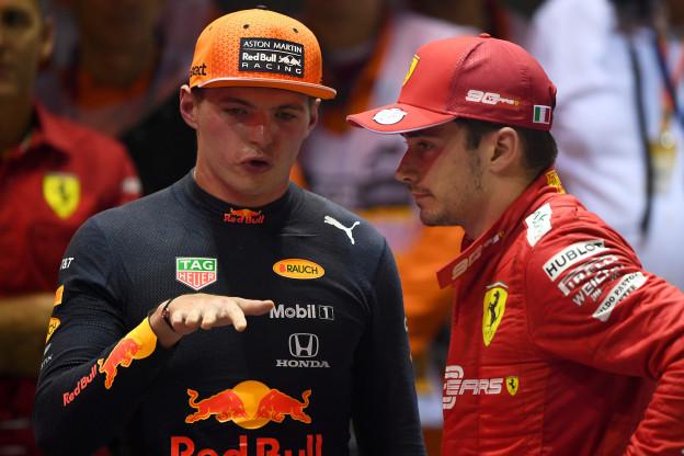 'Zonder Leclerc had Camilleri zich nooit zo fel uitgesproken over Verstappen'