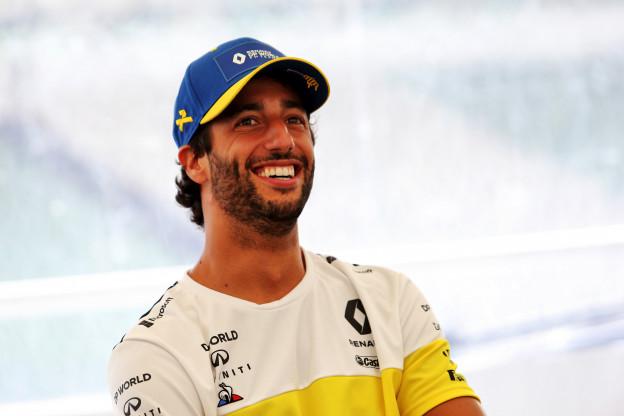 Ricciardo: 'Nieuwe verbintenis Red Bull en Renault zou kunnen werken'