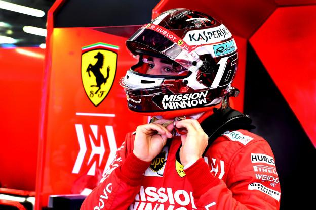 Leclerc nuchter onder Italiaanse superlatieven: 'Ik ben niet de voorbestemde'