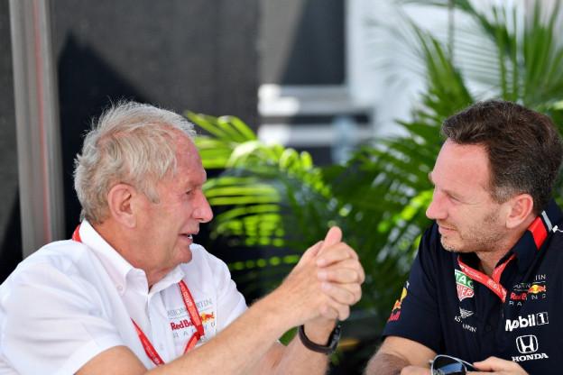 Marko positief na VT1: 'Ik zie signalen die suggereren dat we op de goede weg zijn'