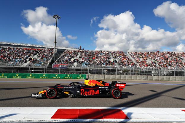 Voorbeschouwing GP Rusland | Red Bull moet het hebben van derde sector
