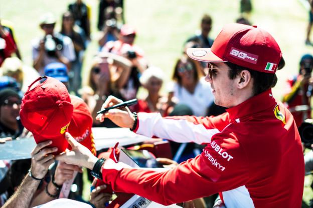 Leclerc wil eerste coureur worden: 'Het is mijn taak om de rollen om te draaien'