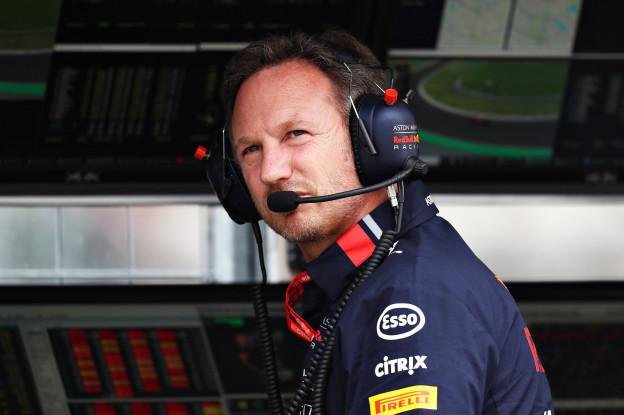 Horner in België: Hulkenberg niet bovenaan lijstje Red Bull
