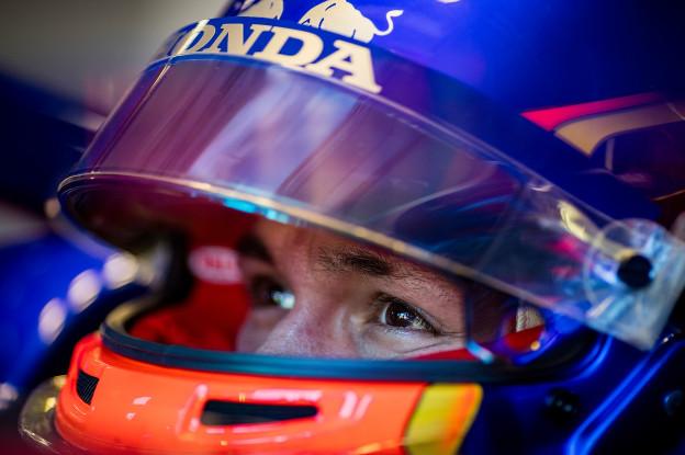 Albon is overtuigd: 'Toro Rosso Honda zal sterk voor de dag komen in Barcelona'