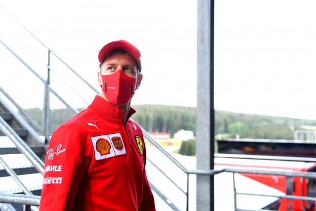 Massa geeft een trap na aan Vettel: 'Zijn tijd bij Ferrari is om'
