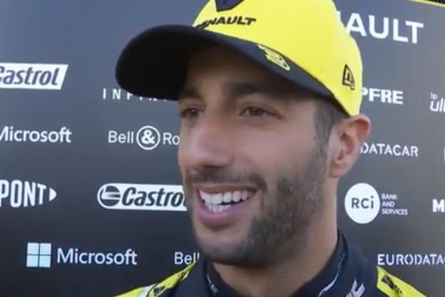 Ricciardo dolt met Red Bull na P4: 'Ik ga straks even langs Helmut Marko'