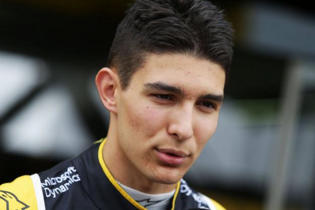 F1 in het kort | Gridstraf van drie plaatsen voor Ocon na blokkeren Russell