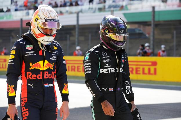 Verstappen legt zich neer bij plannen Red Bull: 'Dat heb ik niet meer nodig'