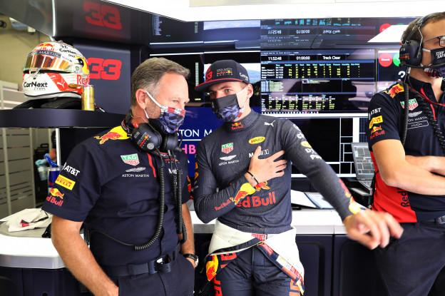 Verstappen twijfelt aan DAS-systeem Red Bull: 'Je moet realistisch blijven'