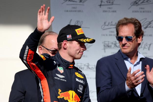 Verstappen blikt terug op vijf jaar Formule 1: 'Ik mag zeker niet klagen'