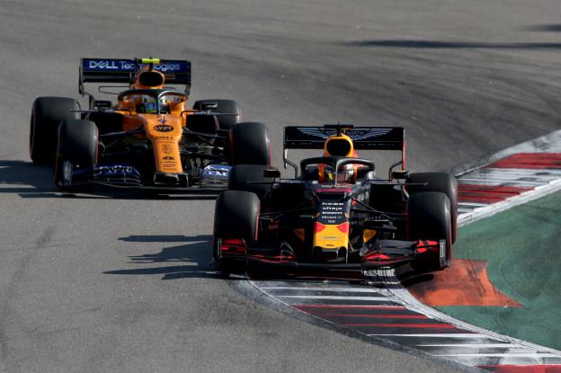 McLaren focust op Red Bull, Ferrari en Mercedes: 'Veel mogelijkheden voor ons'