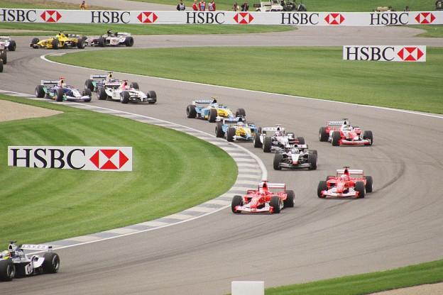 'F1 keert mogelijk terug op Motorspeedway Indianapolis'