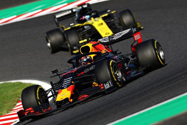Renault: 'In een direct gevecht waren we niet sneller dan Red Bull'