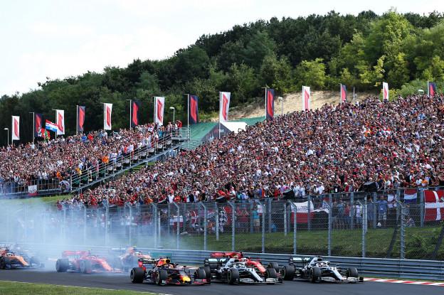 Sportief directeur Brawn: 'De V8 motor komt niet meer terug in de Formule 1'