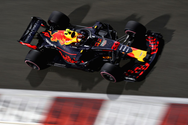 Verstappen test voor het eerst met Honda-motor in simulator