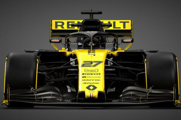 Renault heeft RS19 in Enstone gepresenteerd