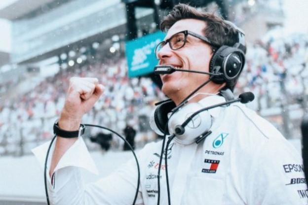 Saward: Meeting zonder FIA en F1-directie geen succes: 'Een Toto-fest'