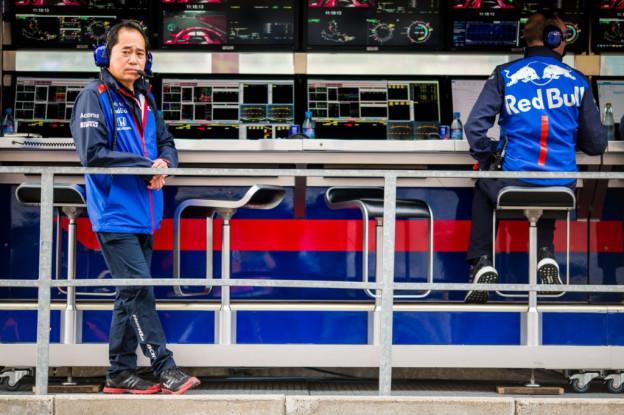 Tanabe enorm tevreden: 'Ontzettend goed resultaat voor Red Bull en Honda'