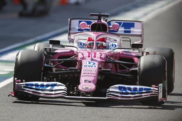 F1 in het kort | Perez krijgt reprimande voor hard verdedigen tegen Gasly