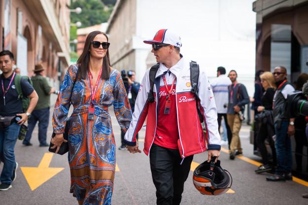 Raikkonen: 'Het gaat niet vreselijk slecht, we hebben alleen geen snelheid'