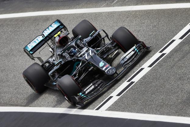 Mol over party mode Mercedes: 'Maximale stand in kwalificatie blijft gelijk'