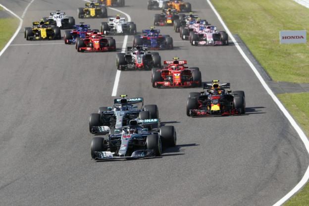 AMuS: 'Formule 1 stevent af op een kalender met twee triple headers'