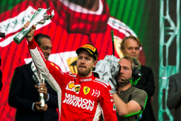 Vettel: '2018 niet zo dramatisch als in 2009'