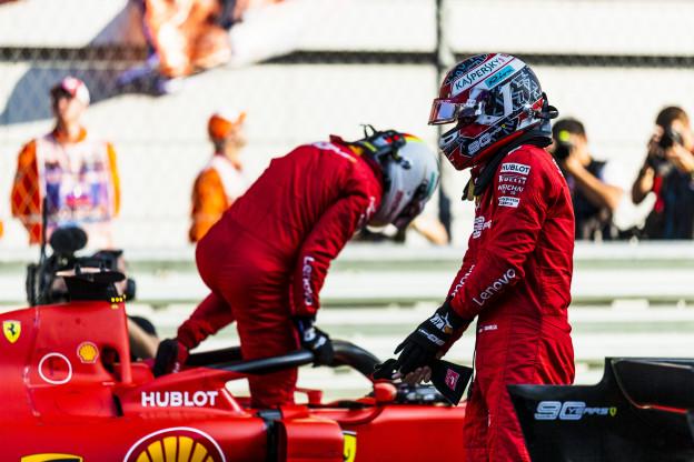 Blunderende Binotto, valse Vettel en listige Leclerc: de eerste seizoenshelft