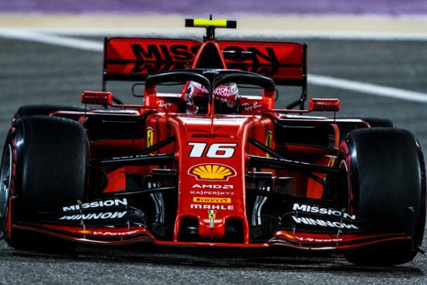 Ferrari kijkt naar concurrentie: 'Zijn bezig met een achtervleugel zoals Mercedes'