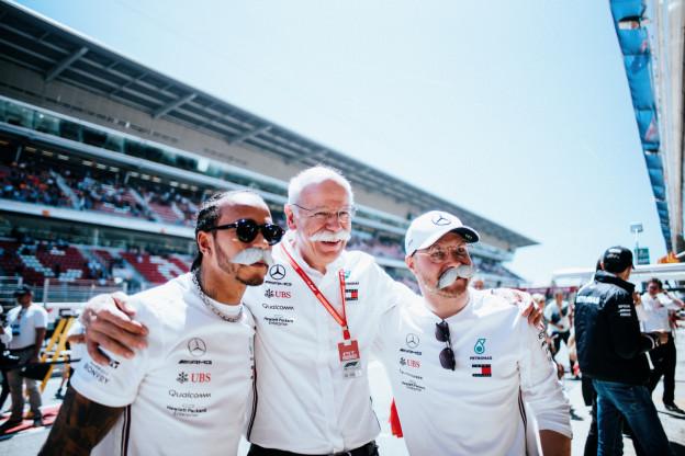 Mercedes veranderde van strategie door keuze voor tweestopper door Verstappen