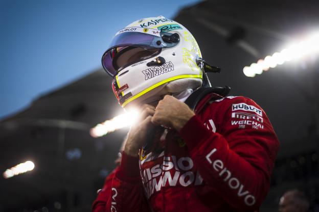 Hamilton verdedigt Vettel: 'Hij kende meer succesvolle weekends dan rampzalige'