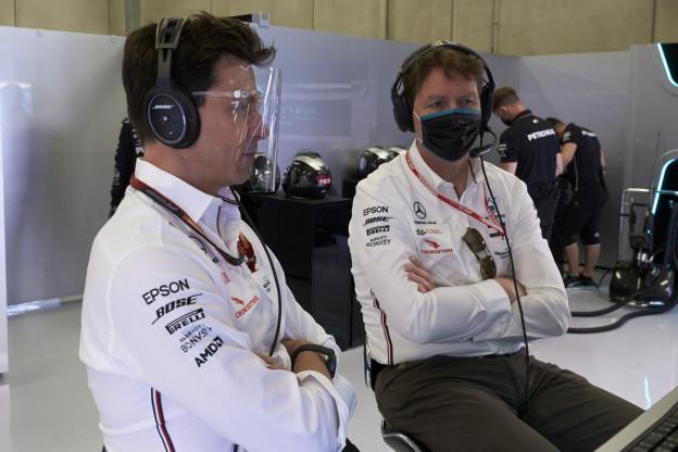 Wolff waakt voor concurrentie in 2021: 'Die wordt zo anders'